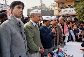 AAP-Congress off to a bitter start in Delhi, future tense